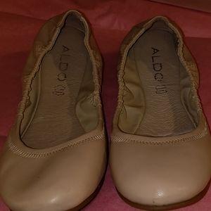 Aldo ballet flats Sz 8
